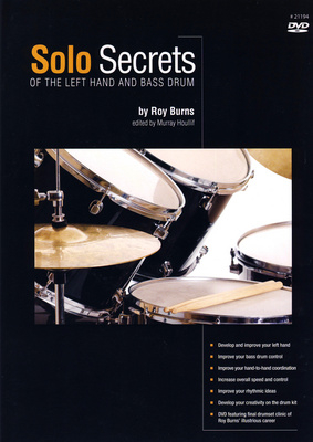 Roy Burns - Solo Secrets