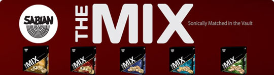 Sabian Cymbals - The MIX