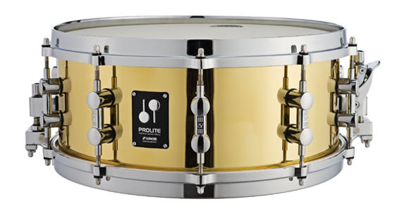 Sonor ProLite Snare Drums - Brass