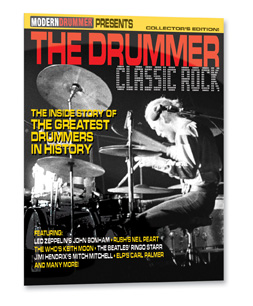 The Drummer - Classic Rock