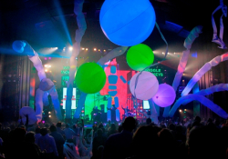 Universal Orlando's Blue Man Group
