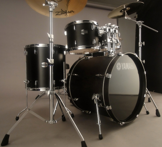 Yamaha Stage Custom - Matte BLack
