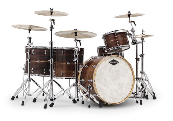 Craviotto One-Ply Drum Shell Kit