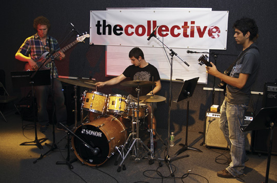 The Collective Student Ensemble