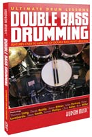 Ultimate Drum Lessons - Double Bass Drumming