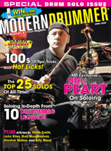 Neil Peart MD cover