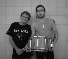 Chris Brady and Nathan Followill