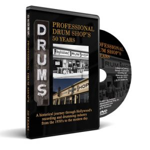 Pro Drum Shop's 50 Years DVD