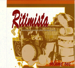 Ritimista - World Percussion Play-Along Volume 1