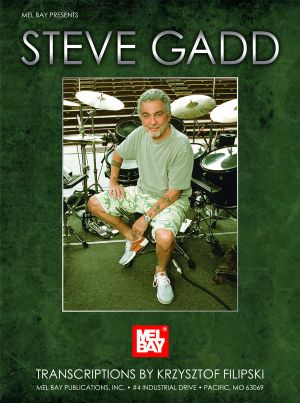 Steve Gadd - Transcriptions