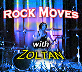 Rock Moves with Zoltan